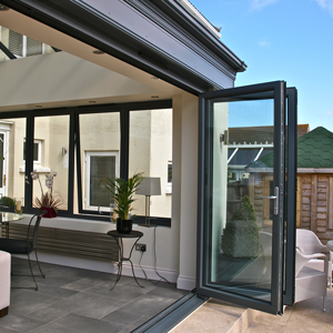 fully open sliding doors
